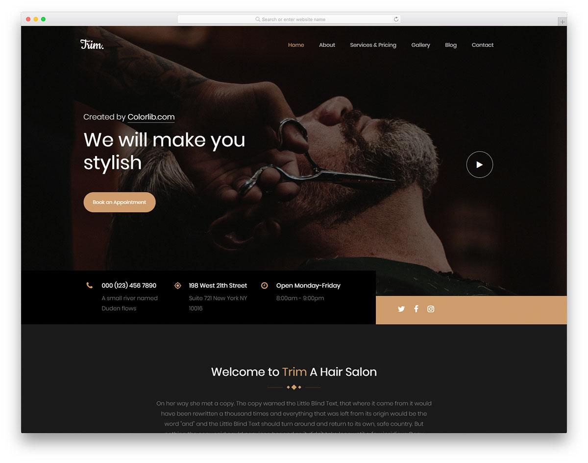 400 Free Website Templates Html Bootstrap 2018 Colorlib