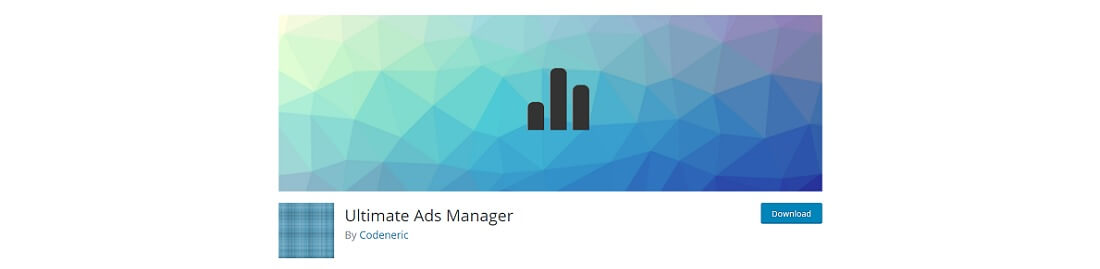 ultimate ads manager plugin