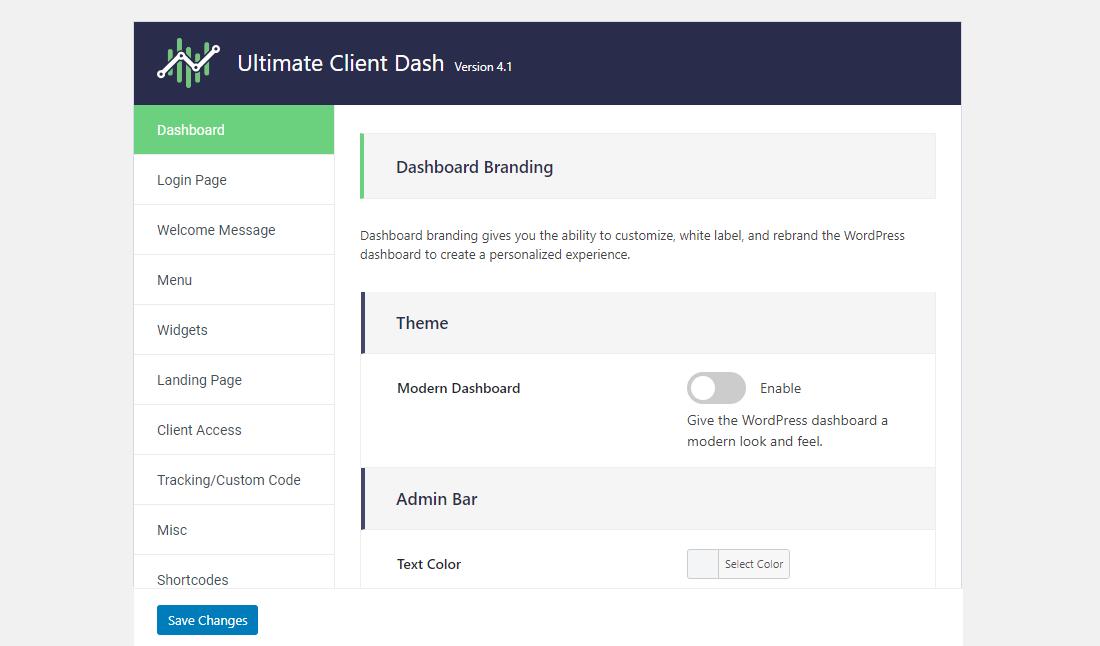 Professional WordPress Client Portal Plugin