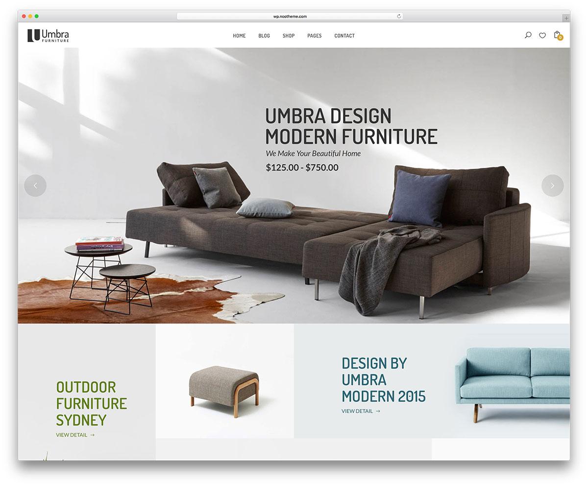 umbra-furniture-ecommerce-wordpress-theme