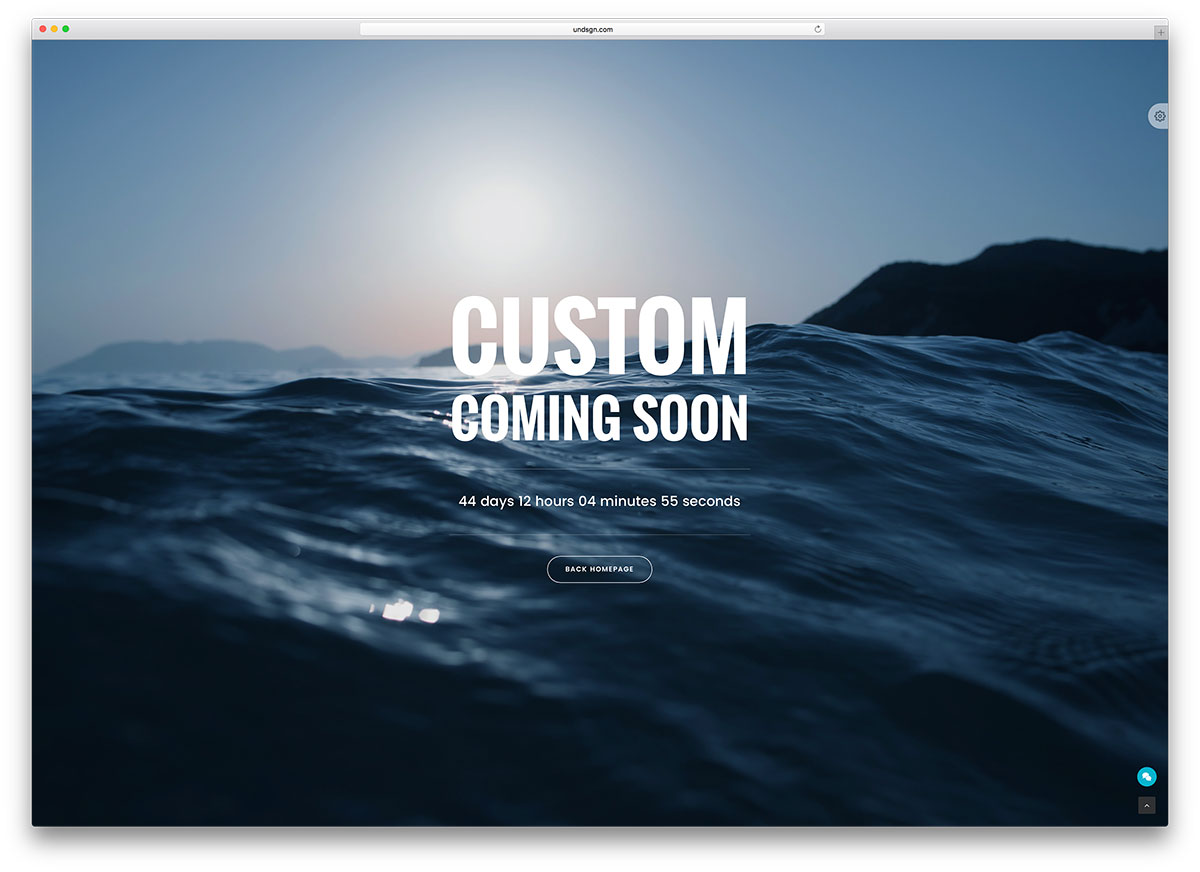 uncode-coming-soon-wordpress-template