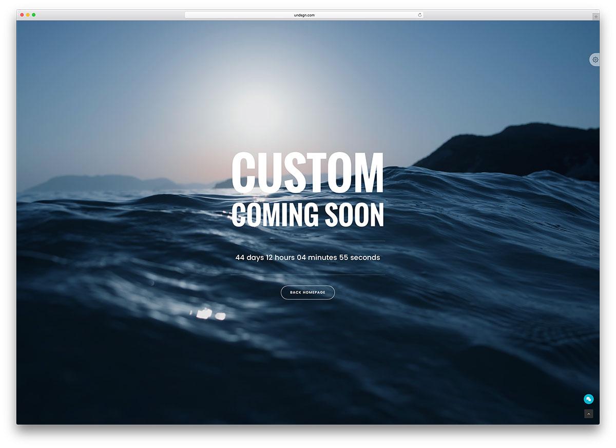 20 Free Premium Coming Soon Wordpress Themes Plugins 2021 Colorlib