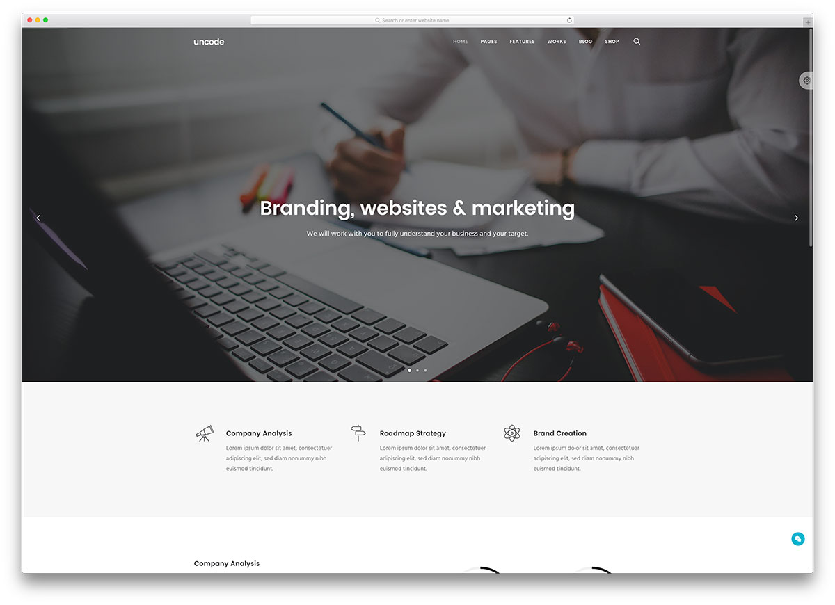 uncode-creative-small-business-wordpress-theme