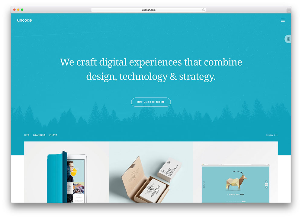 uncode-flat-design-portfolio-wordpress-theme