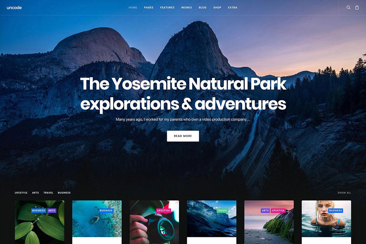 Top 46 Beautiful Multipurpose WordPress Themes 2019 - Colorlib