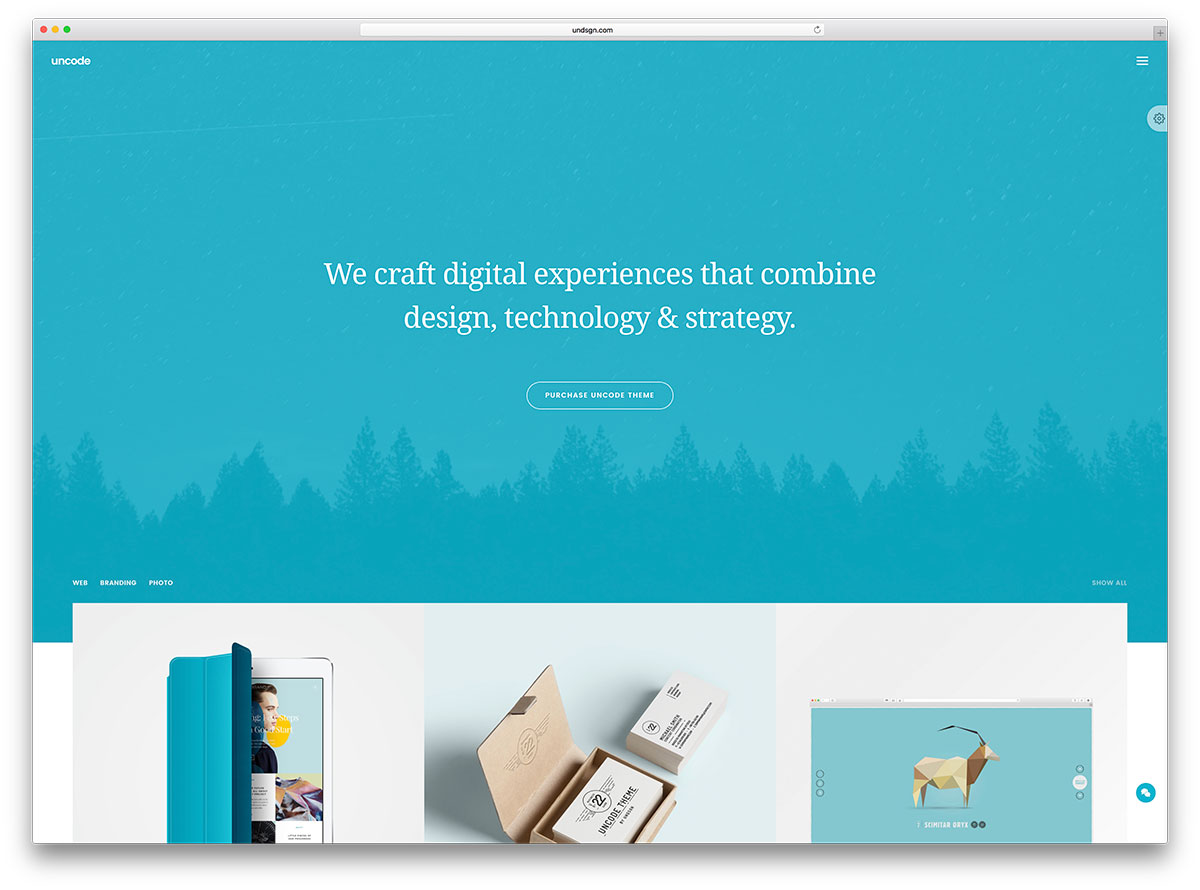 uncode-multipurpose-fullscreen-website-template