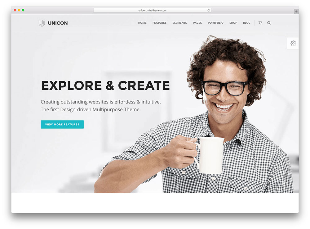 unicon-light-multipurpose-theme