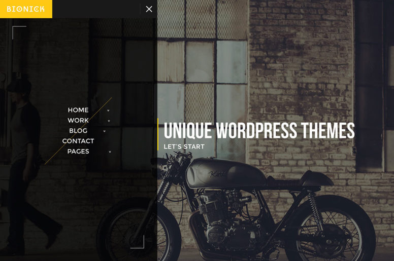 30 Most Popular And Unique WordPress Themes For Startups, Companies, Blogs And Portfolio 2018