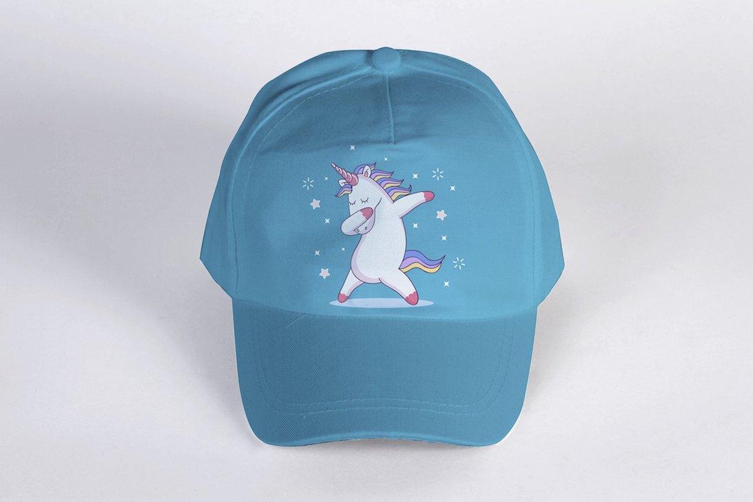 unisex cap mock-up