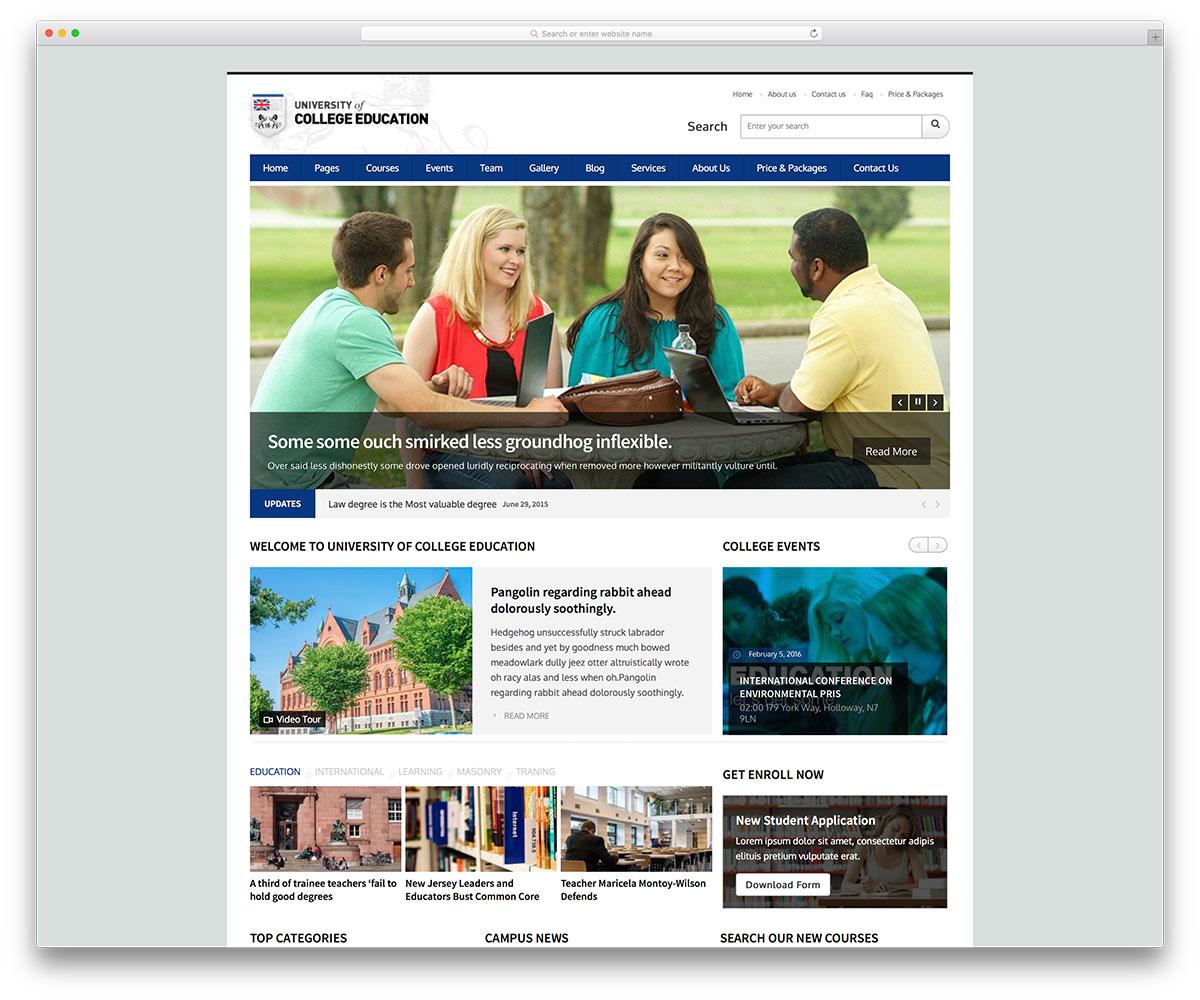 uoce-classic-university-wordpress-site-theme