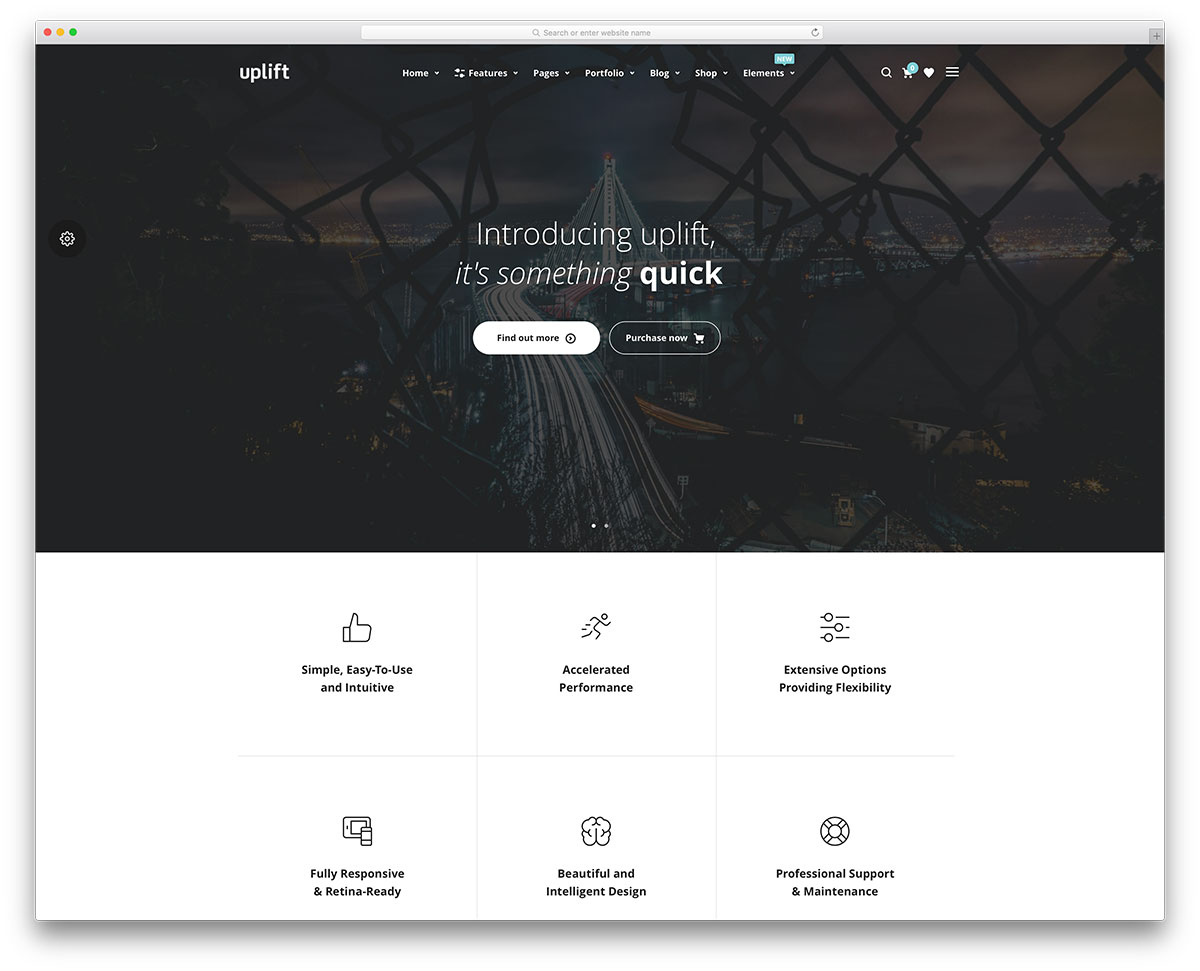 uplift-simple-marketing-landing-page-template