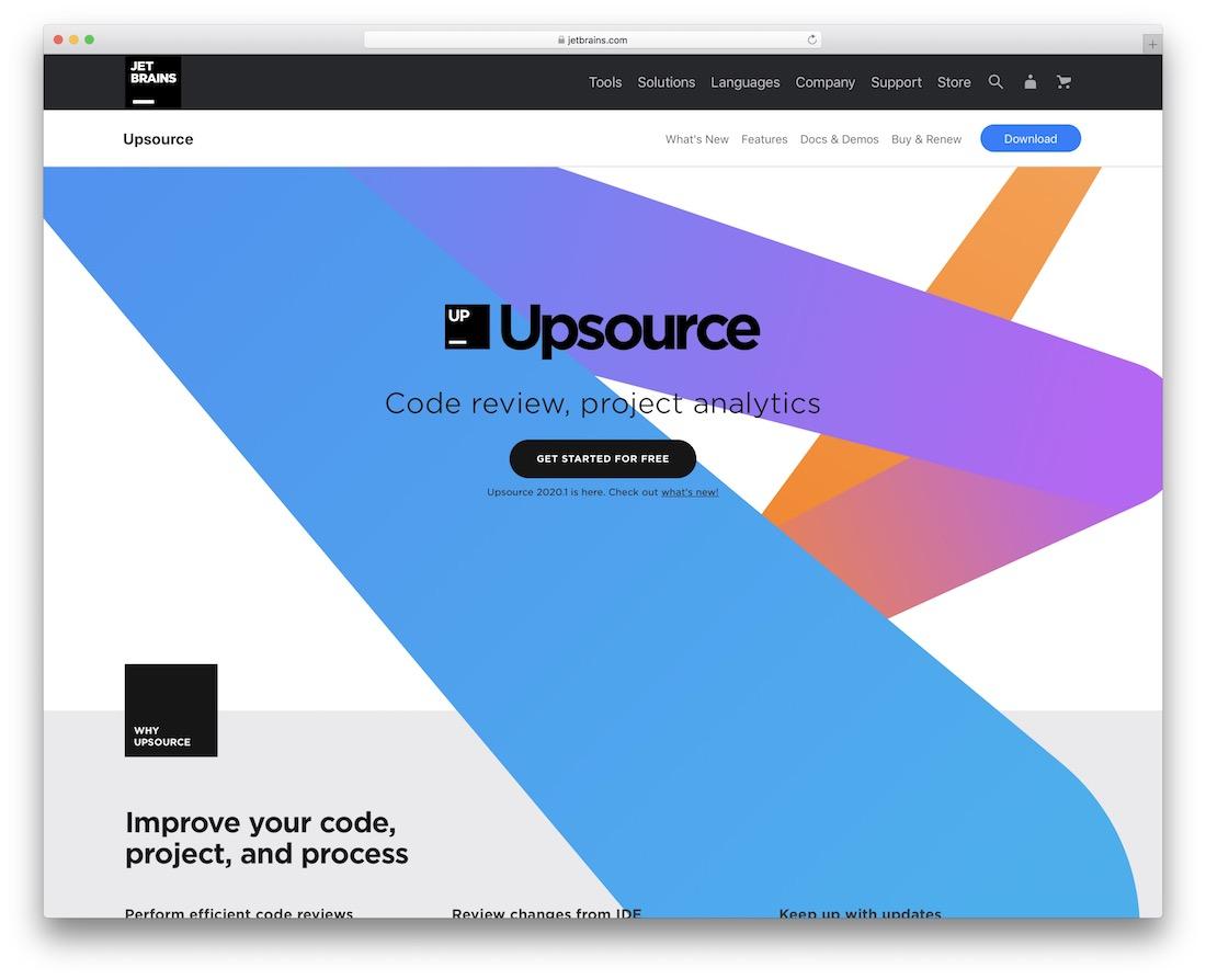 upsource code quality tool