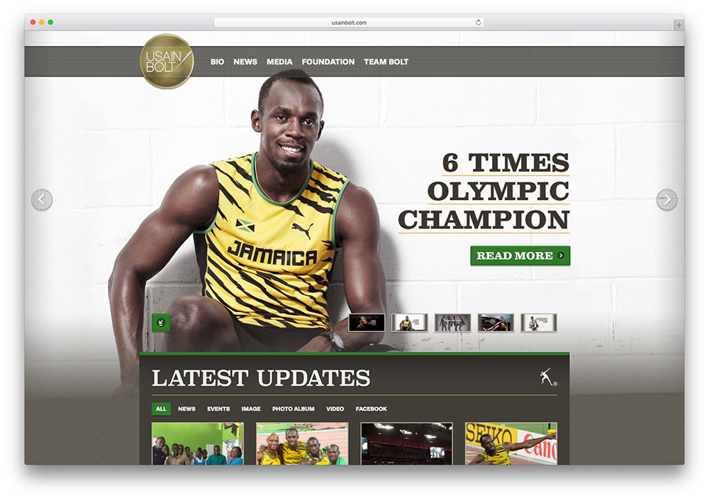 usainbolt-famous-athlete-site-with-wordpress