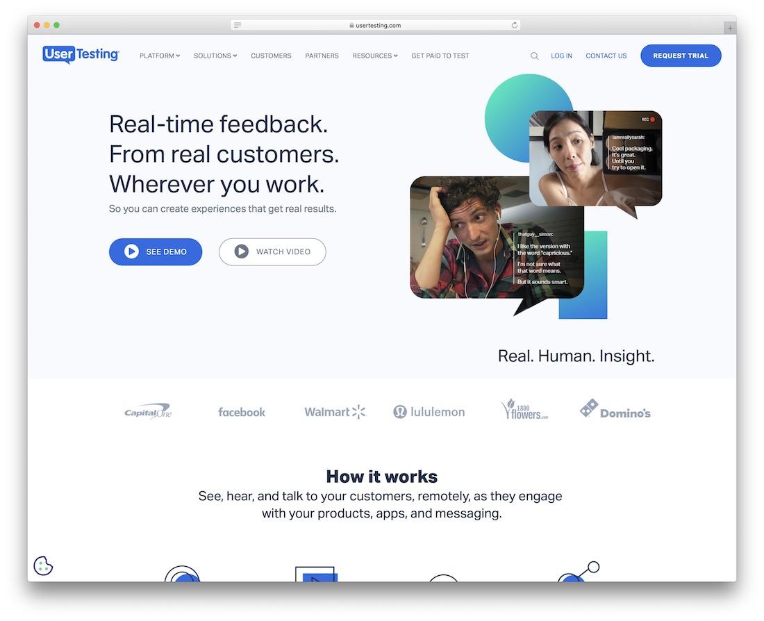 usertesting user retention tool