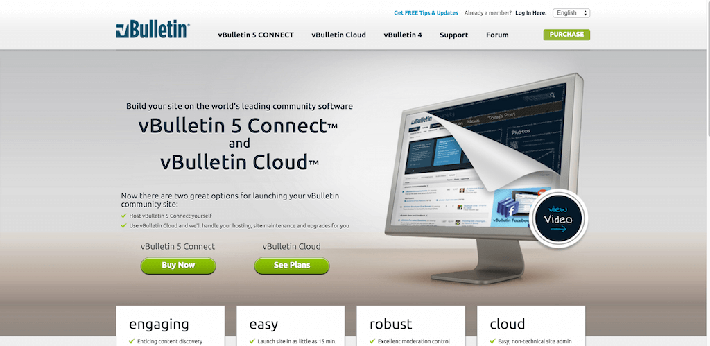 vBulletin 5 Connect The World s Leading Community Software