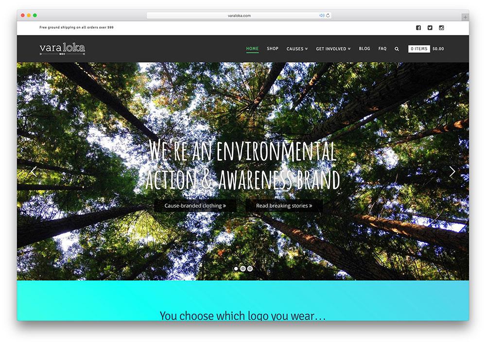 varaloka-ecommerce-website-using-x-theme