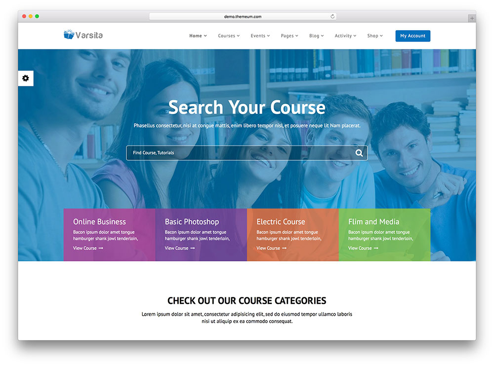 15 LMS (Learning Management System) WordPress Themes 2018 - Colorlib