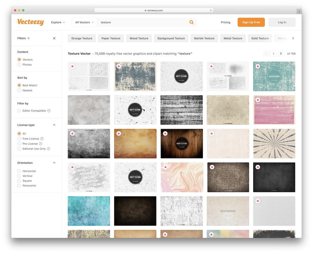 vecteezy free textures resource