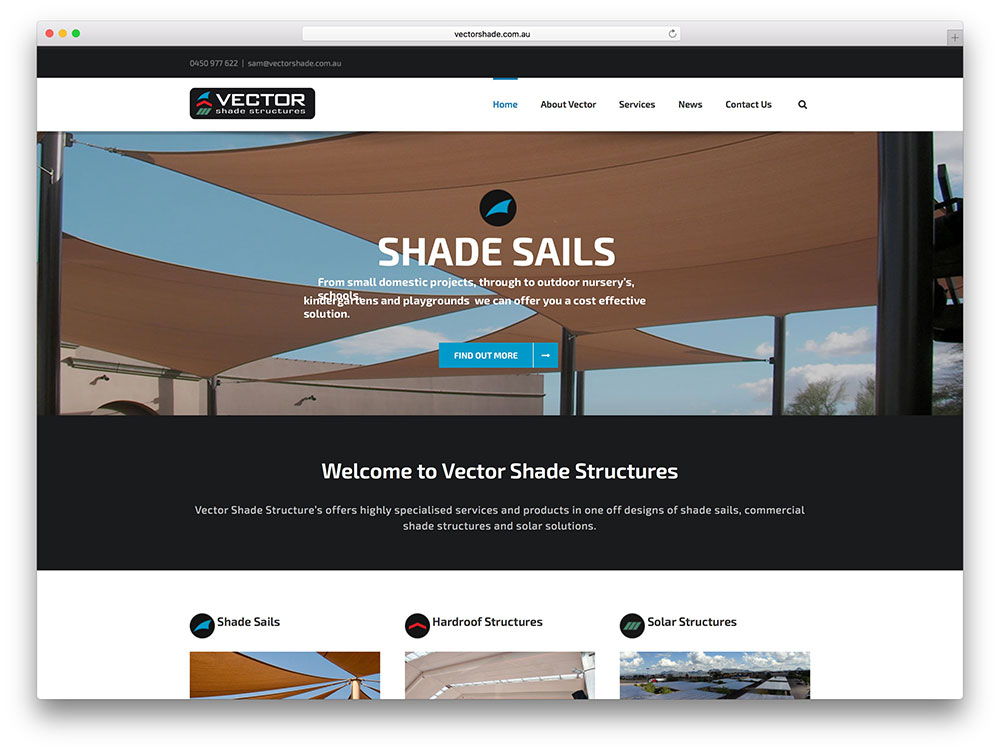vectorshade-shade-structure-website