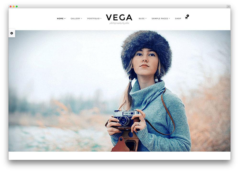 vega - stylish ecommerce theme