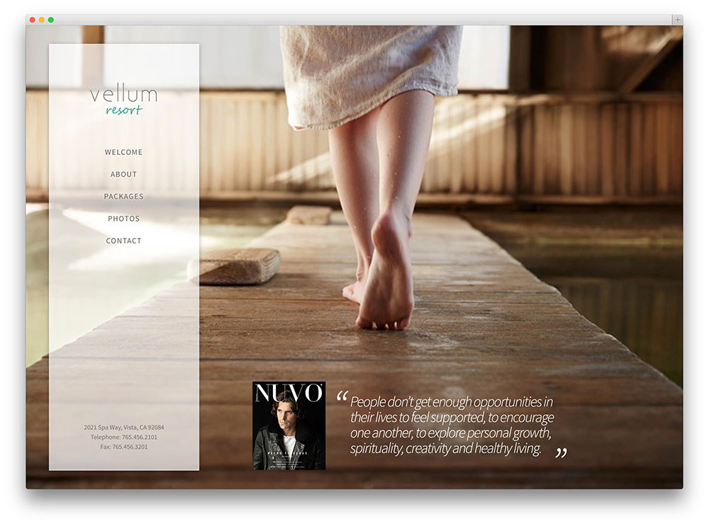 vellum multipurpose theme