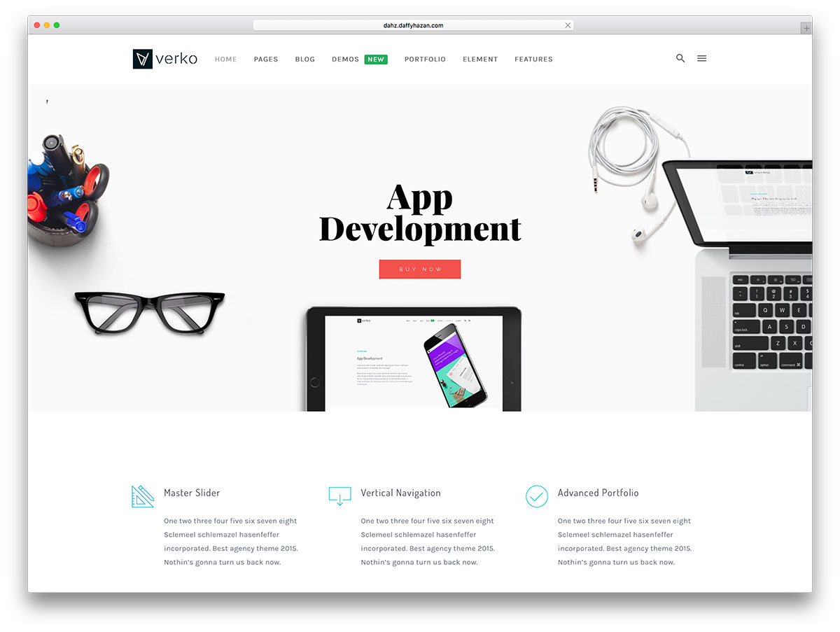 50 best wordpress corporate business themes of 2018 colorlib if you are an ambitious online marketer you might want to consider verko it will facilitate the safe distribution of services and products wajeb Images