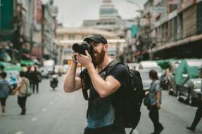 Videographer And Photographer WordPress Themes