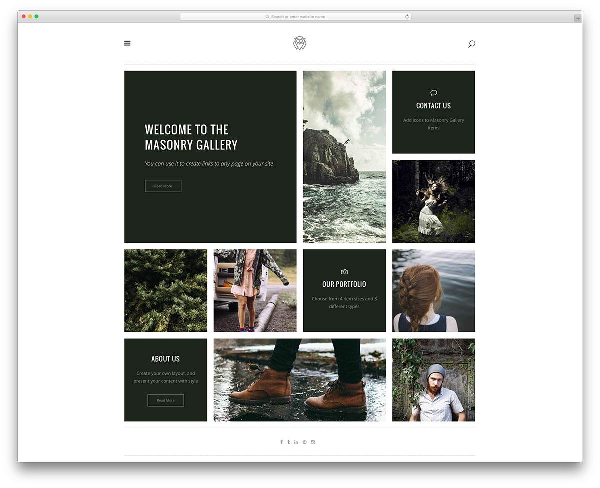 vigor-classic-looking-portfolio-theme