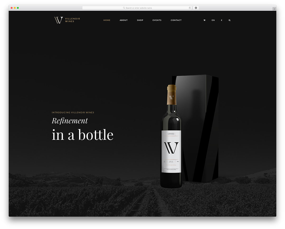20 best wordpress themes for pubs wineries and brewery sites 2018 villenoir pronofoot35fo Gallery