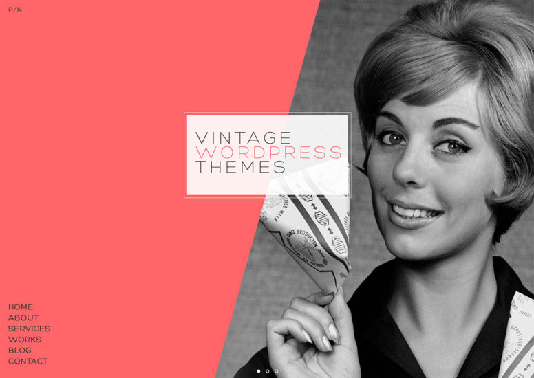 20 Best Vintage & Retro Style WordPress Themes For Hipsters And Vintage Fans 2017