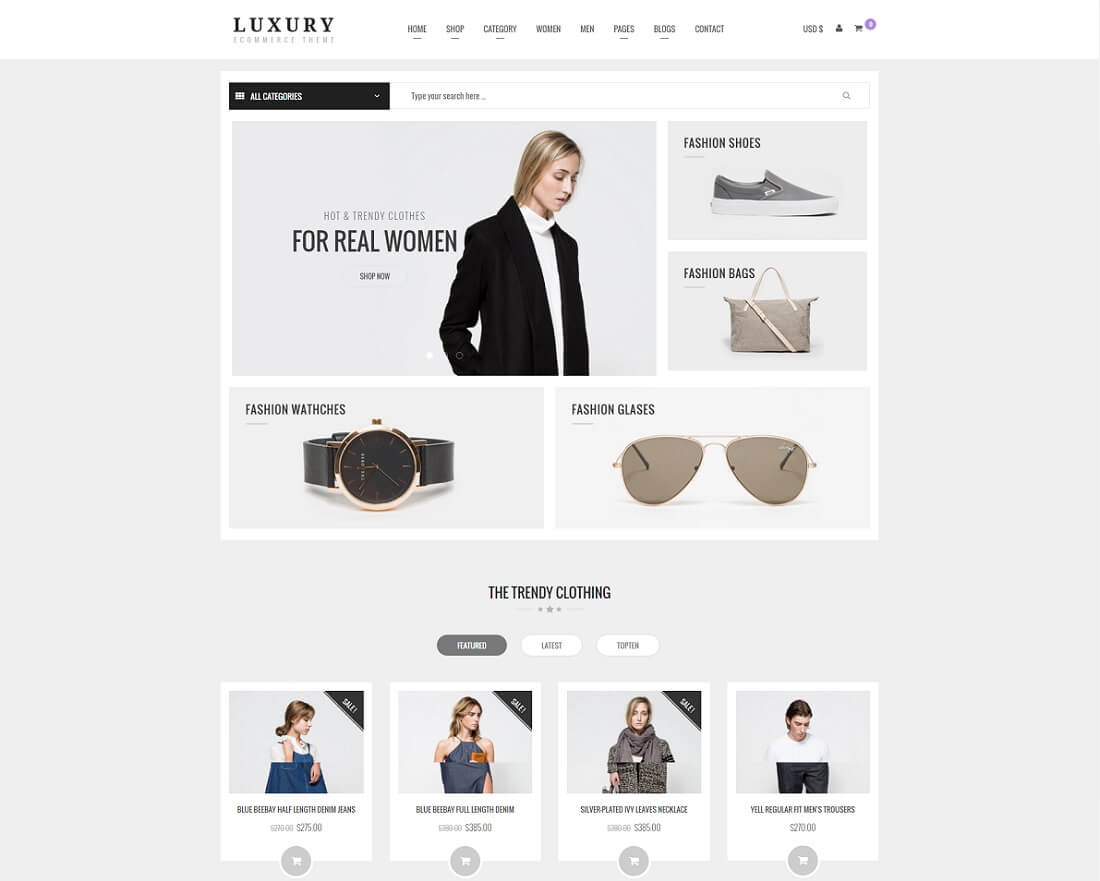 17 Best Mobile Friendly VirtueMart Templates 2019