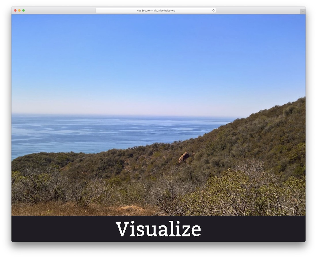 visualize free photography wordpress theme
