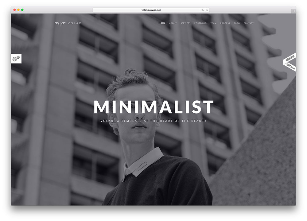 volar-minimalist-fullscreen-html5-website-template