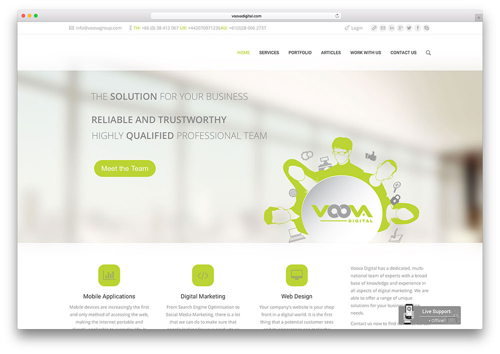 voovadigital-digital-agency-site-example