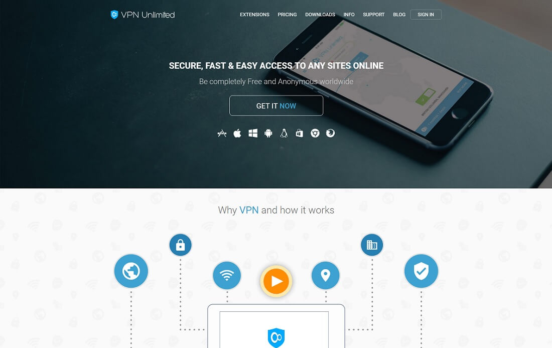 vpn unlimited gaming