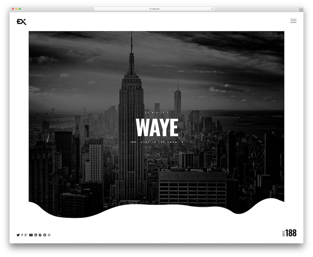 waye coming soon template