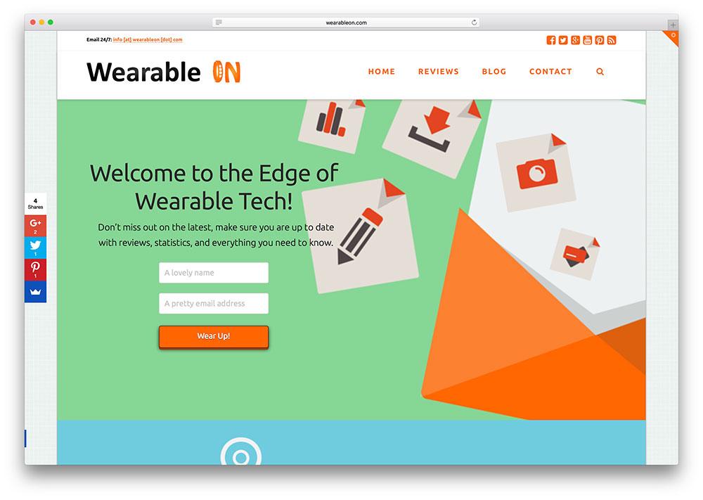 wearableon-wearable-technology-tech-startup-site-using-x-theme
