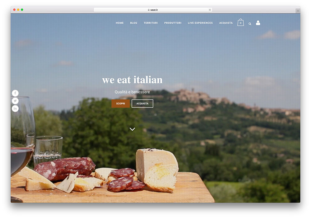 weat-italian-food-bridge-theme-example