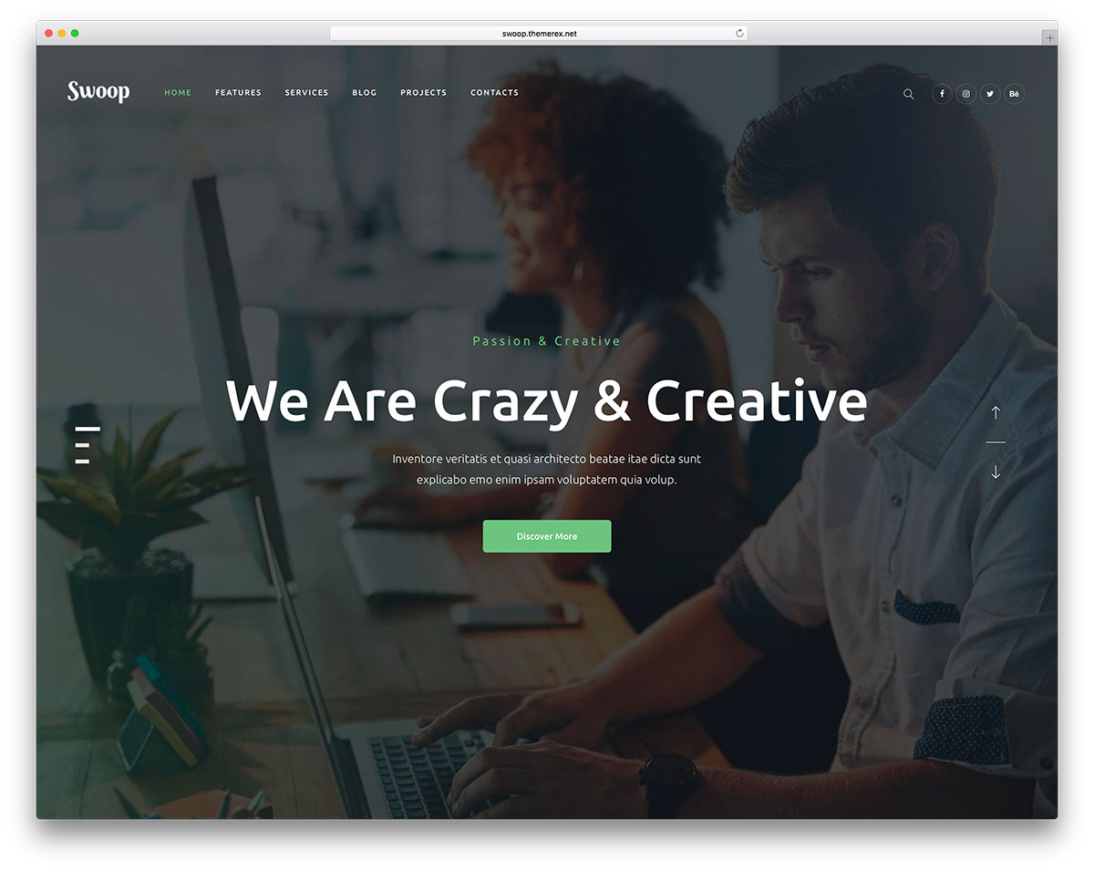 Top 10 Web Studio WordPress Themes 2017