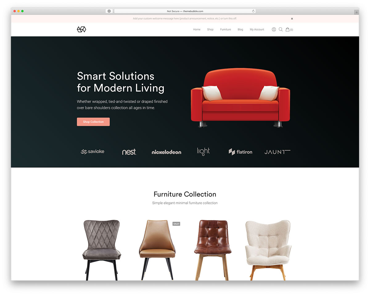 18 professional furniture wordpress themes 2019 colorlib