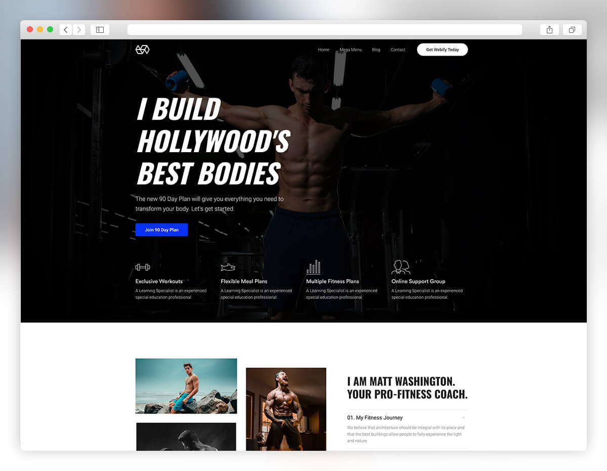 39 Best WordPress Fitness Themes 2019 For Gym and Fitness