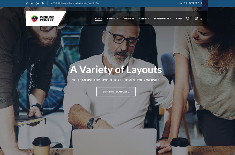 , 30+ Best Landing Page HTML Templates, Rojak WP