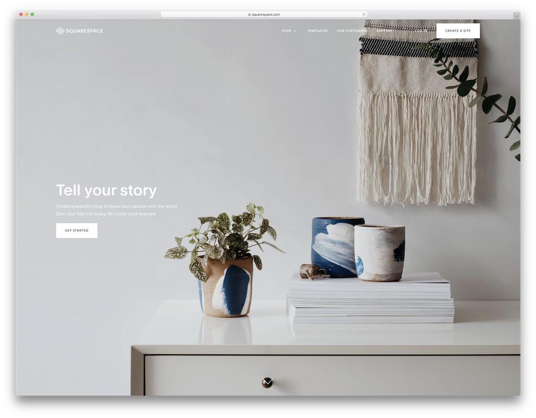 21 Top-Notch Website Builders For Blogs 2018