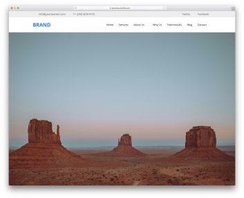 Website Menu 04
