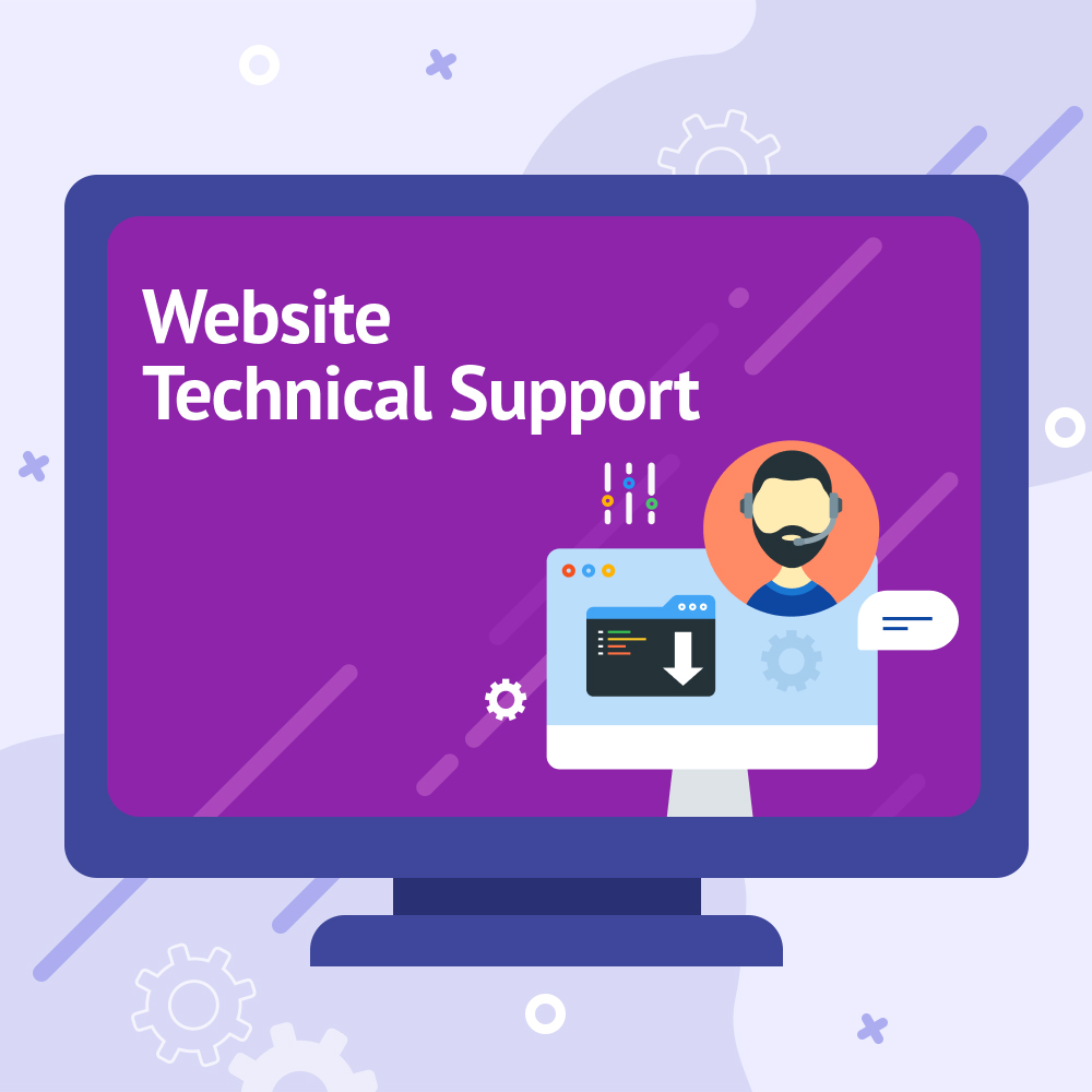 Website Technical Support Services