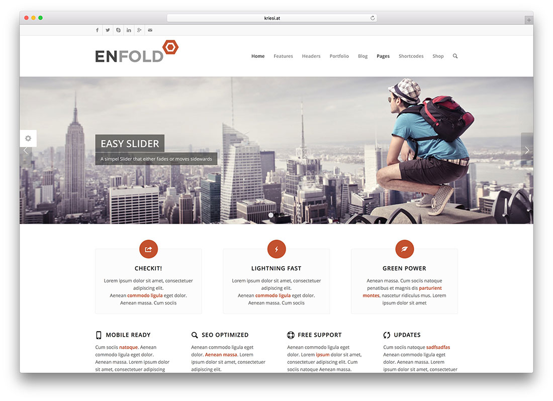 30 Impressive Examples Of Websites Using Enfold Theme