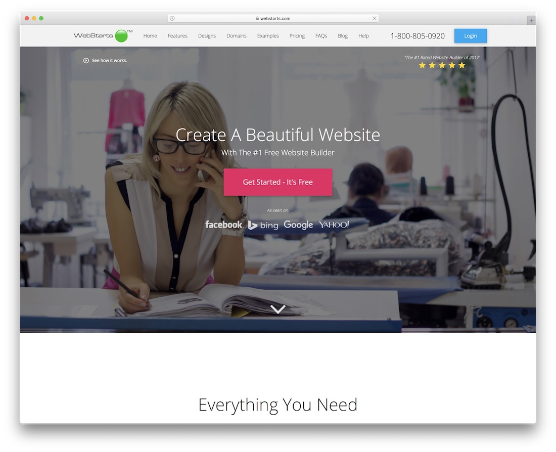 webstarts membership website builder