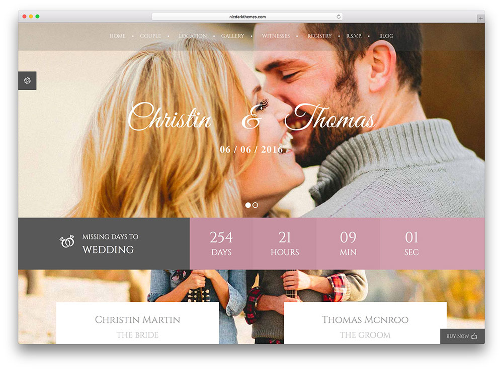 wedding-couple-beautiful-wordpress-theme
