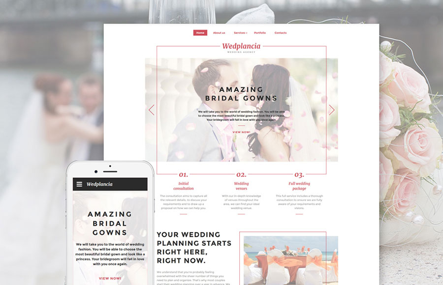 , Top 25 Wedding & Dating Templates for a Valentine's Day, Rojak WP
