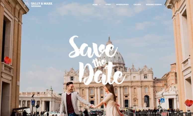 Wedding-dating-website-templates